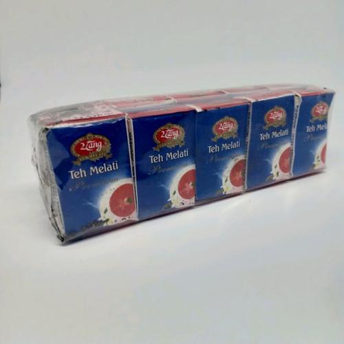 2Tang (2 Tang) Teh Melati Premium - Jasmine Tea Loose 10 gr - 10 Pack