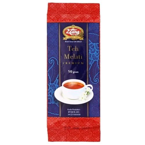 2Tang Teh Melati Premium - Jasmine Tea Loose 50 gr
