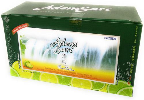 Adem Sari Refreshing Concentrate (24-ct (Box))