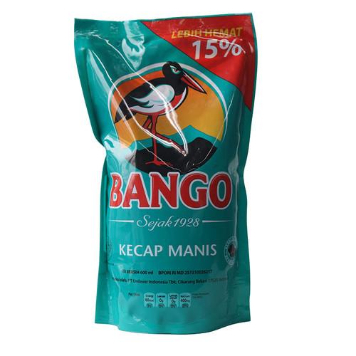 Bango Sweet Soy Sauce Refill, 18.9 Fluid Ounce