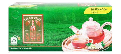 Teh Cap Botol Green Pack Tea Bags 25-ct, 1.76 Oz