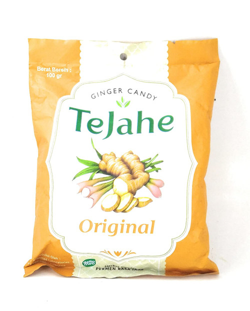 Tejahe Ginger Herbal Candy, 100 Gram
