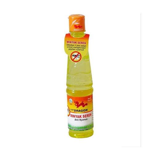 Dragon Minyak Sereh - Citronela Oil, 100 ml