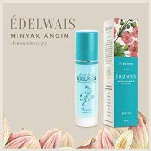 Edelwais Minyak Angin Aromatherapy Primrose, 10 ml