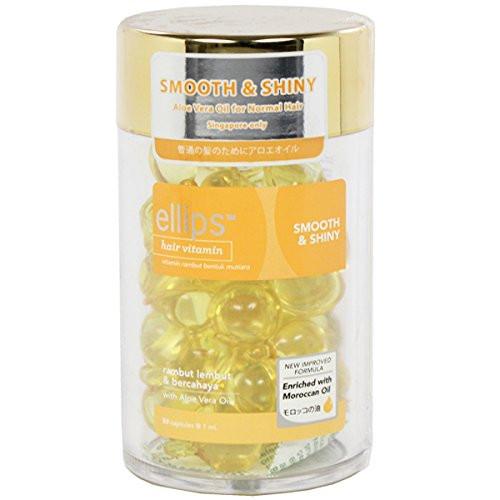 Ellips Hair Vitamin (Smooth & Shiny) EHT-YE (Yellow)