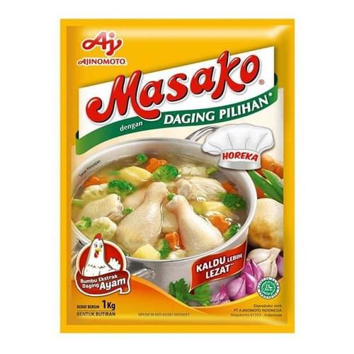 Masako Penyedap Rasa Ayam (Chicken Flavoring ), 1 kg - 35.2 Oz
