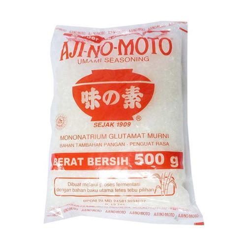 Ajinomoto Mononatrium Glutamat, 17.6 Oz - 500 gr