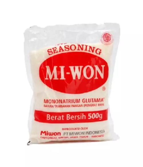 Miwon Mononatrium Glutamat, 17.6 Oz (500gr)