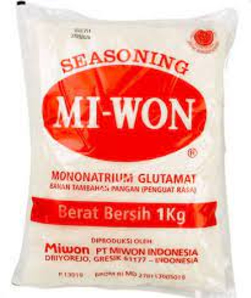 Miwon Mononatrium Glutamat, 35.2 Oz (1Kg)