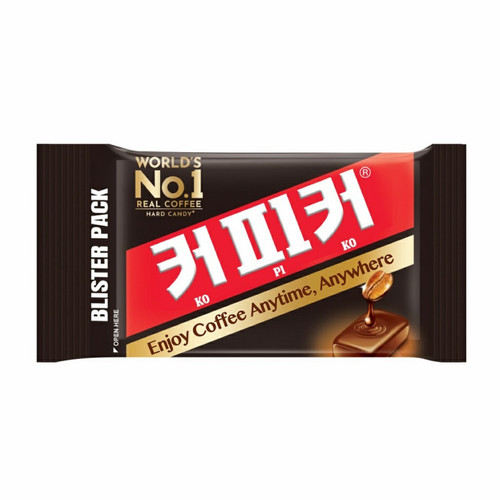 Kopiko Coffee Candy Blister Pack, 38 Gram