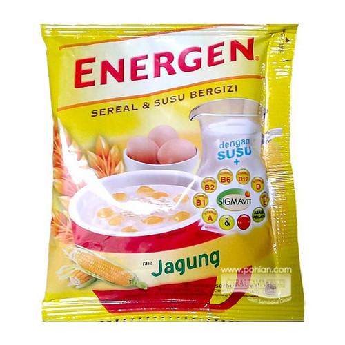 Energen Cereal and Corn Nutritious Milk 25 gr (0.88 oz)