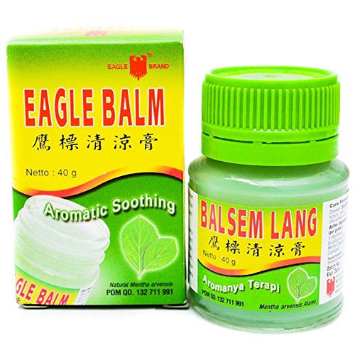 Eagle Brand Balm Balsem Lang, 40 Gram