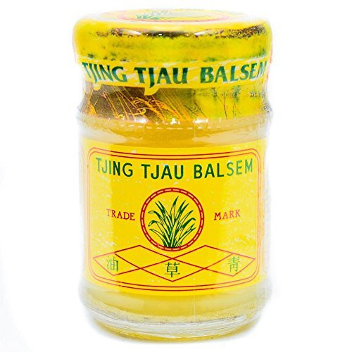 Tjing Tjau Balsem Yellow Balm, 20 Gram