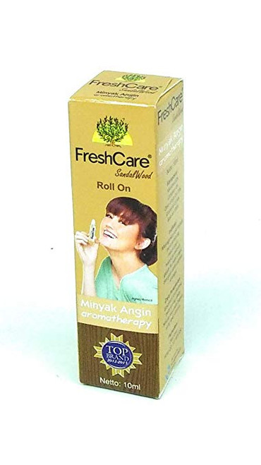 Fresh Care Medicated Oil Aromatherapy - Sandalwood, 10 Ml