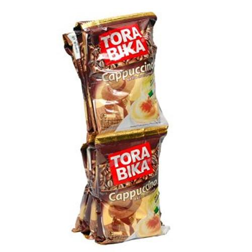 Torabika Cappuccino Instant Coffee 25 Gram, (10 Sachet)