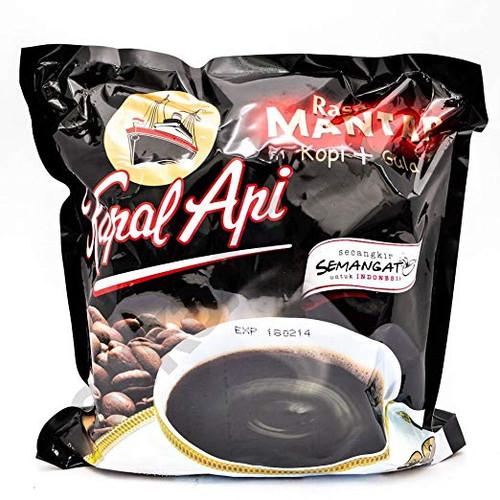 Kapal Api Rasa Mantap Coffee Plus Sugar, 1.65 Lb