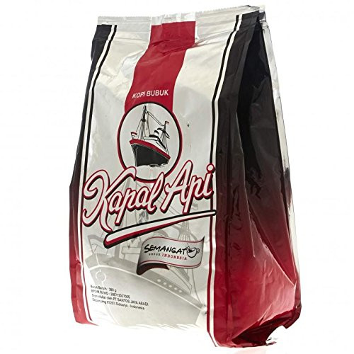 Kapal Api Special Ground Coffee, 380 Gram
