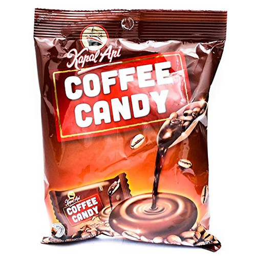Kapal Api Coffee Candy, 135 Gram