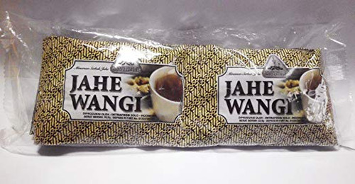 Intra Jahe Wangi, 18 Gram ( 10 Sachets)