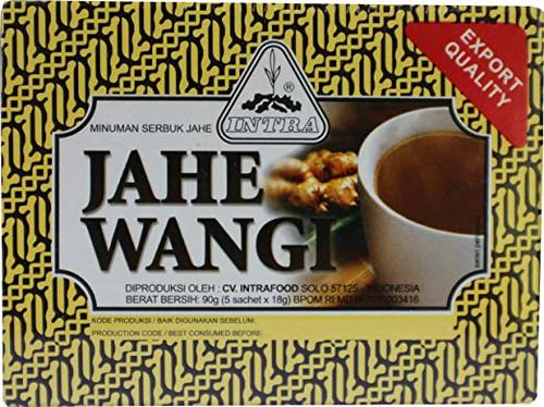Intra Jahe Wangi 5-ct, 90 Gram