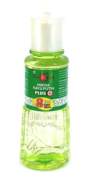 Eagle Brand Minyak Kayu Putih Plus (Cajuput Oil), 30 ml