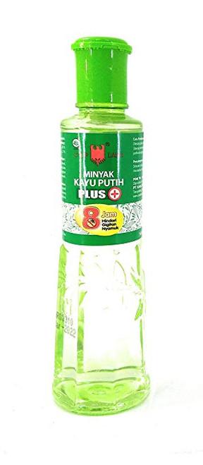 Eagle Brand Minyak Kayu Putih Plus (Cajuput Oil), 120 ml
