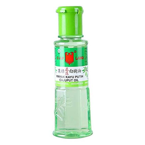 Eagle Brand Minyak Kayu Putih (Cajuput Oil), 60ml