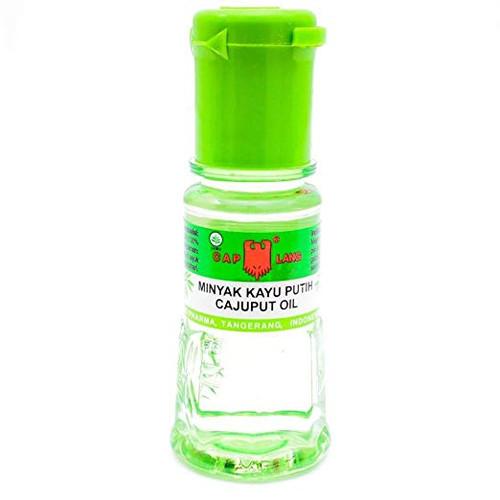 Eagle Brand Minyak Kayu Putih (Cajuput Oil), 15ml