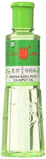 Cajaput Oil (Minyak Kayu Putih) - 120 Ml