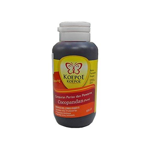 Koepoe-koepoe Aroma Pasta Cocopandan, 60ml