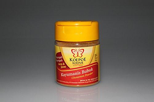 Koepoe-koepoe Kayumanis Bubuk, 35 Gram