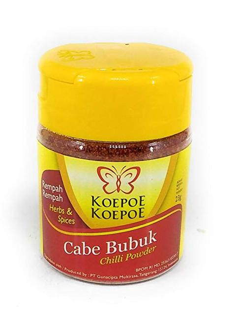 Koepoe-koepoe Cabe Bubuk 23 Gram