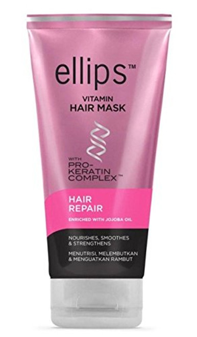 Ellips Hair Mask (Pro Keratin) - Hair Repair, 120 Ml
