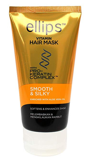 Ellips Hair Mask (Pro Keratin) - Smooth & Silky, 120 Ml