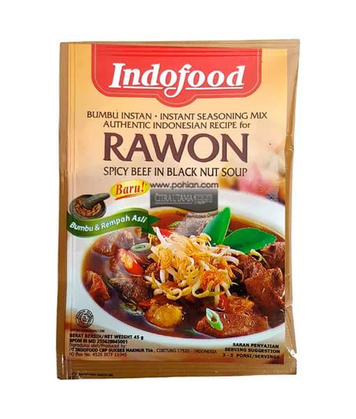 Indofood Rawon, 45 Gram