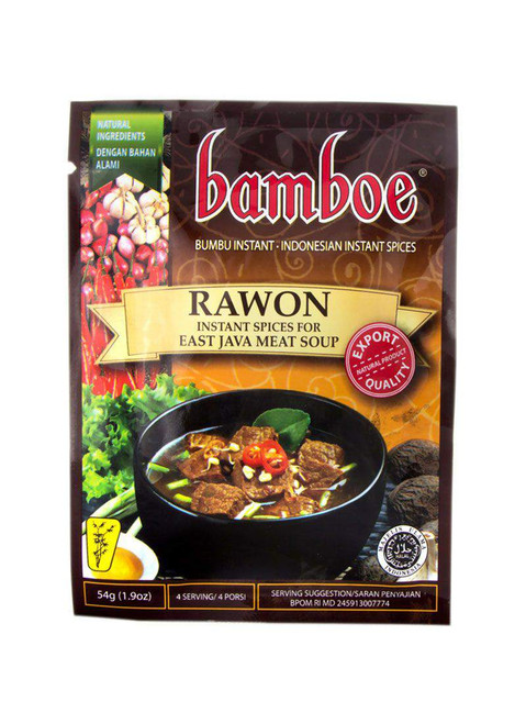 Bamboe Rawon - East Java Meat Soup, 54 Gram