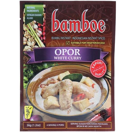Bamboe Opor (Indonesian White Curry) - 1.2oz