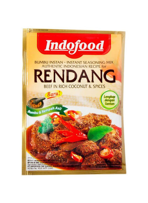 Indofood Rendang Curry Sauce, 2.1 Ounce