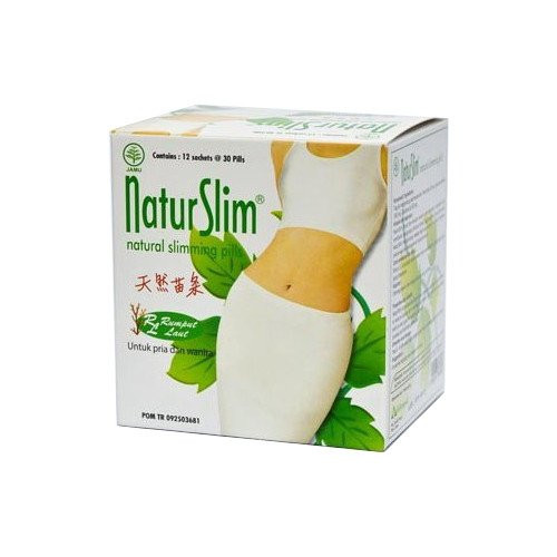 NaturSlim (Natur Slim) Natural Slimming Pills for Men and Women, 1