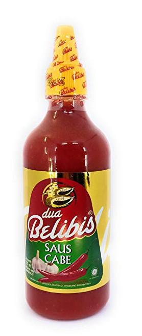Dua Belibis Saus Cabe Sambal - Chilli Sauce, 535 Ml