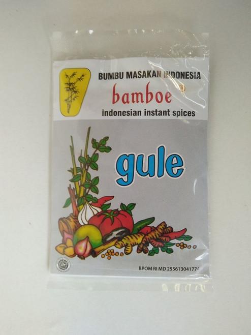 Bamboe Gule (local packaging), 35 Gram