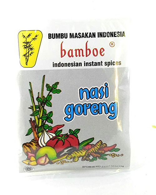 Bamboe Nasi Goreng (Fried Rice Seasoning), 40 Gram (Local Packaging)