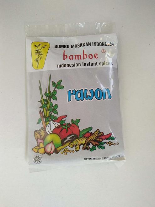 Bamboe Rawon (local packaging), 54 Gram