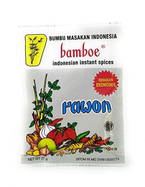 Bamboe Rawon (Econo Pack), 27 Gram