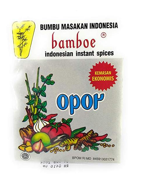 Bamboe Opor (Econo Pack), 22 Gram