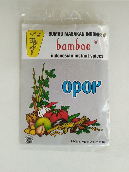 Bamboe Opor (local packaging), 36 Gram