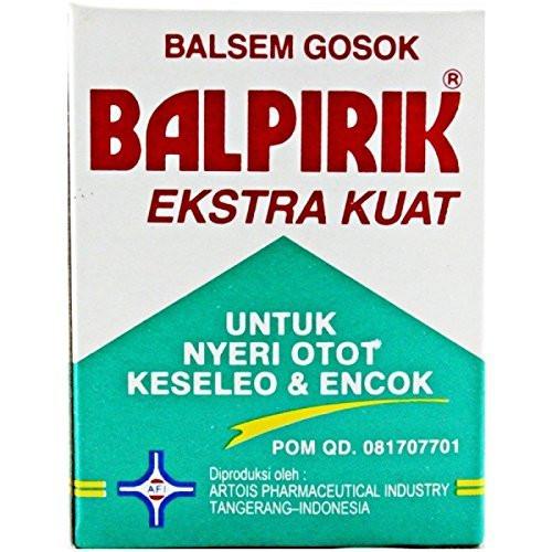 Balpirik Ekstra Kuat Hijau (Green Balm), 20 Gram