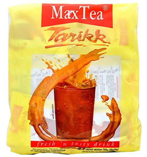 Max Tea Teh Tarikk 30-ct, 750 Gram