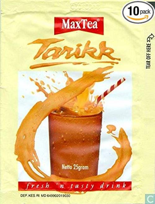 Max Tea Teh Tarikk 25 Gram (10 Sachets)