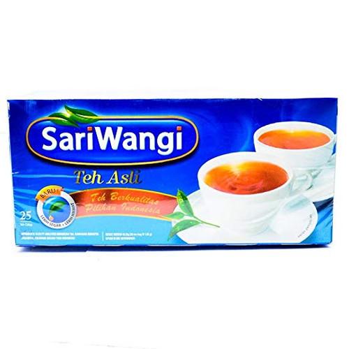 Teh Asli (Black Tea Bag / 25-ct) - 1.76oz